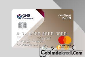CardFinans KOBİ Kredi Kartı Özellikleri