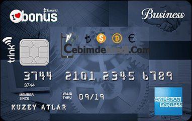 Garanti Bankasına Ait Ticari Kartlar Nelerdir?