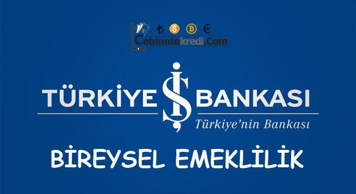 İş Bankası Bireysel Emeklilik Sistemi