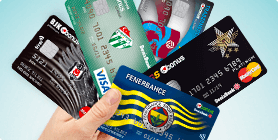 Taraftar Kredi Kartı Veren Bankalar