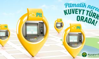 Ptt ve Kuveyt Türk İşbirliği İle Muhteşem Kampanya